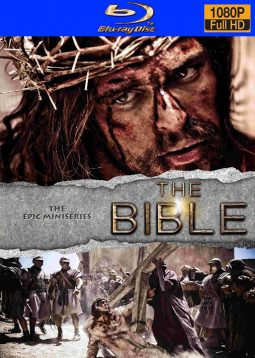 a biblia serie bluray