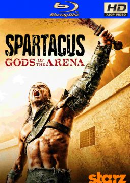 spartacus gods of the arena bluray