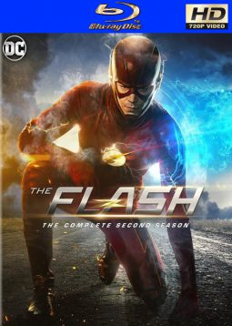 the flash second season bluray