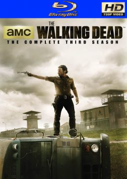 the walkin dead season 3 bluray