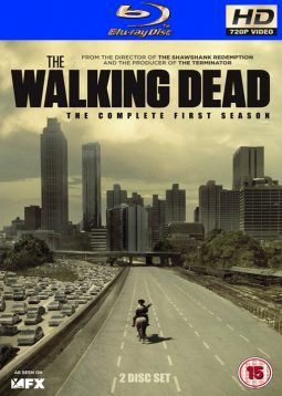the walking dead season 1 bluray