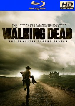 the walking dead season 2 bluray