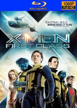 x-men primeira classe bluray