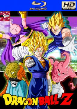 dragon ball z completo todas as sagas bluray