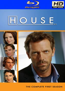 house season 1 bluray