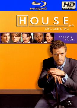 house season 2 bluray