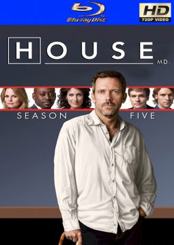 house season 5 bluray
