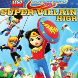 Lego DC Super Hero Girls: Escola de Super Vilãs (2018) WEB-DL 720p e 1080p Dublado / Dual Áudio