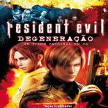 Resident Evil: Degeneration (2008) BluRay 720p Dublado Torrent
