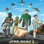 Star Wars Resistance: 1ª Temporada Torrent (2018) Dual Áudio WEB-DL 1080p Download