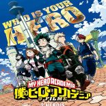 My Hero Academia – 2 Heróis – O Filme Torrent – 2019 Dublado / Dual Áudio (BluRay) 720p e 1080p – Download