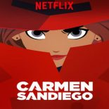 Carmen Sandiego 2ª Temporada Completa Torrent (2019) Dual Áudio 5.1 WEB-DL 720p - Download